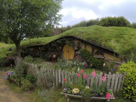 Welcome to Hobbiton !