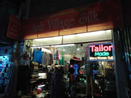 Anh Silk Village