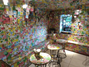 Café des post it