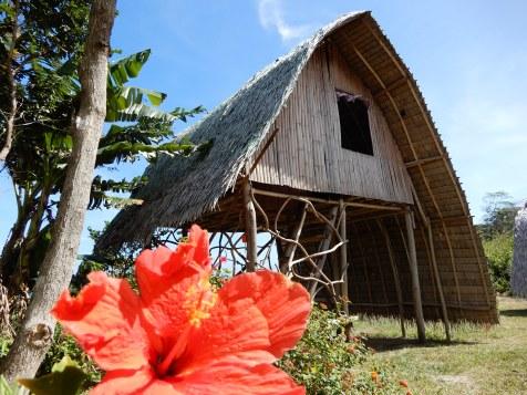 La hutte parfaite