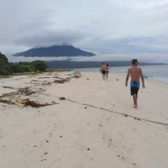 Tour de l'île : 15 min