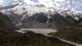 Le lac Hooker