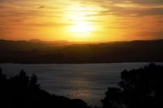 Sunset bien au frais !
