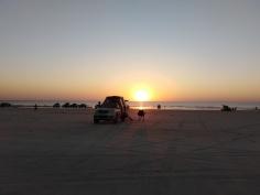 Et un coucher de soleil à Cable Beach