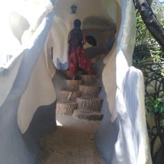 Crazy escaliers