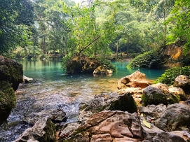Pac Bo River