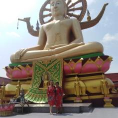 Buddha doré