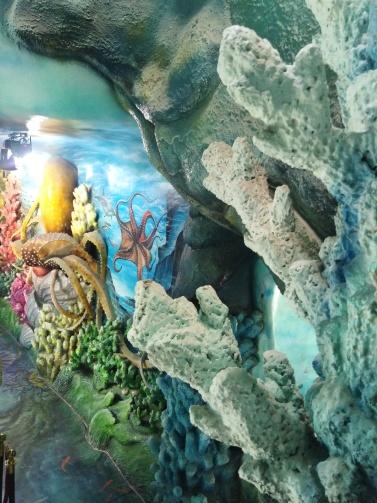 Sous l'océan lalilala
