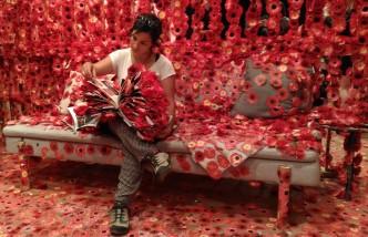 Flowers by Kusama