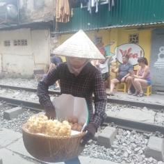On vend des beignets