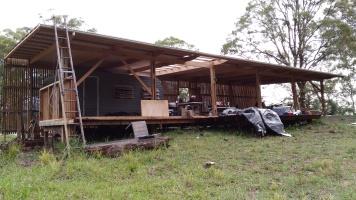 La fameuse cabane