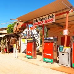 Pompes à essence vintage