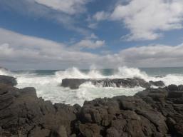 Observation des vagues