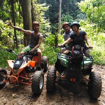 Jungle trek Pangkor