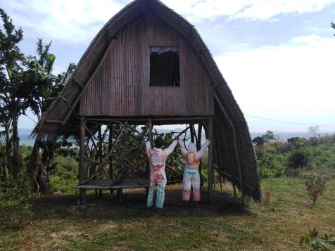 Notre maison de bambou