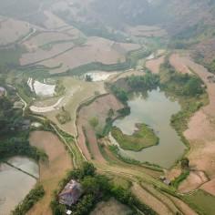 Village des montagnes