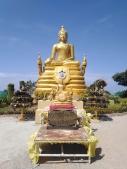 Mini buddha doré