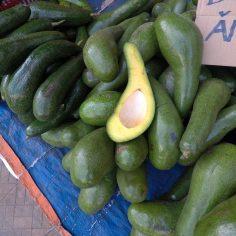 1/2 avocat pour 1kg de guacamole