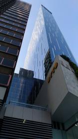 Un haut building