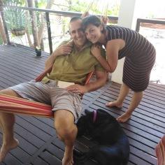 Tom et sa famille @ Darwin
