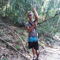 Moi... Tarzan